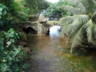 グアム・スペイン古橋